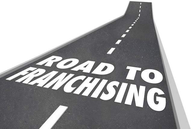 road to franchising