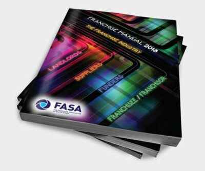 FASA Franchise Manual 2019