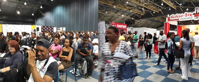 franchise expo seminar audience