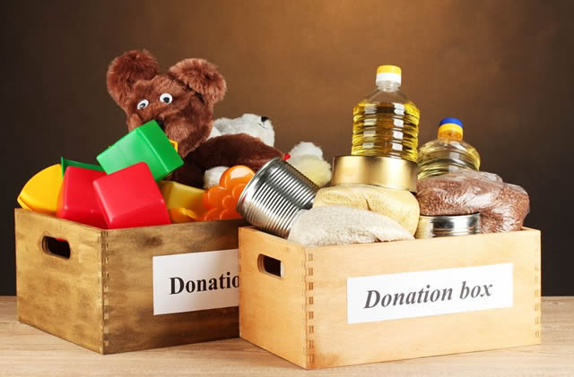 charity-drive