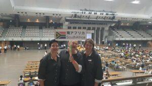 A+Students - Almari Thiart and Hantie van Niekerk